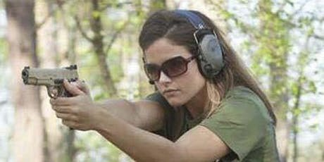 Introduction to Basic Pistol-Anchorage tickets