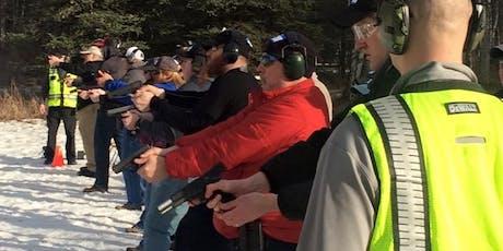 Women's Basic Pistol Course-Anchorage tickets