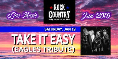 Eagles Tribute - Take It Easy at Rock Country!
