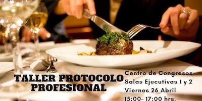 Taller de Protocolo Profesional