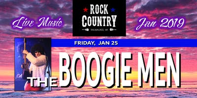 The Boogie Men are back at Rock Country!