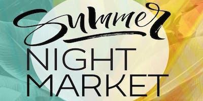 New West Summer Night Market - Wine, Beer, and Art