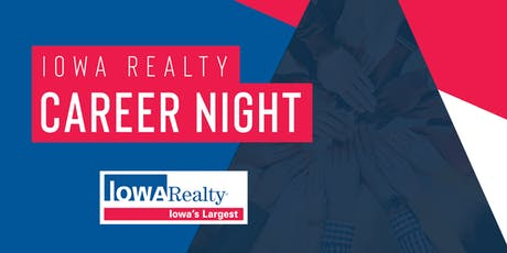 Iowa Realty Career Night tickets