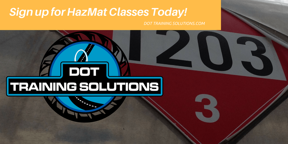 Dot Hazmat Training General Awareness And Security Orlando Fl