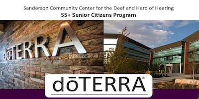 Senior Citizens' Field Trip: doTERRA