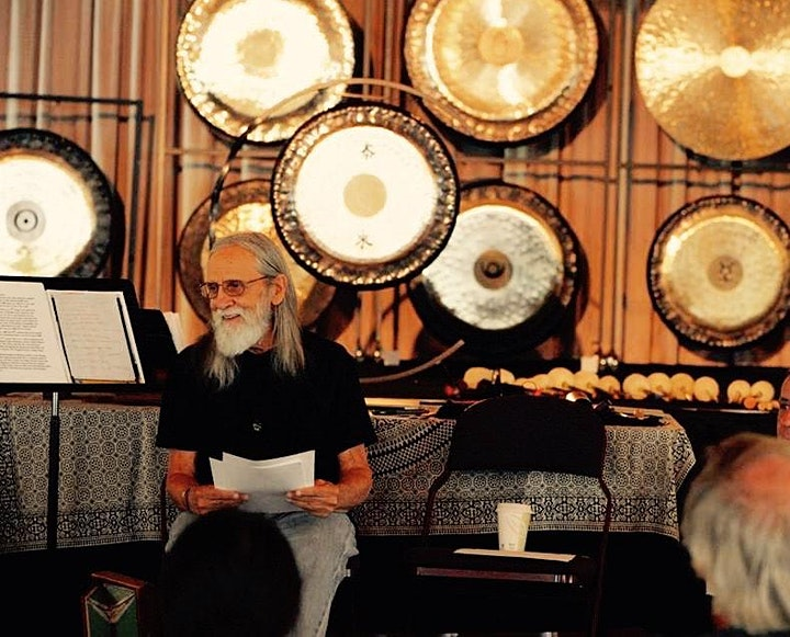 Concert for Peace: Grand Gong Master Don Conreaux and Local Musicians image