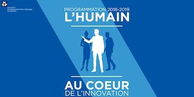 Grande conférence de l'IAPQ - Regards croisés : L'automatisation, l'homme et l'innovation dans le secteur forestier