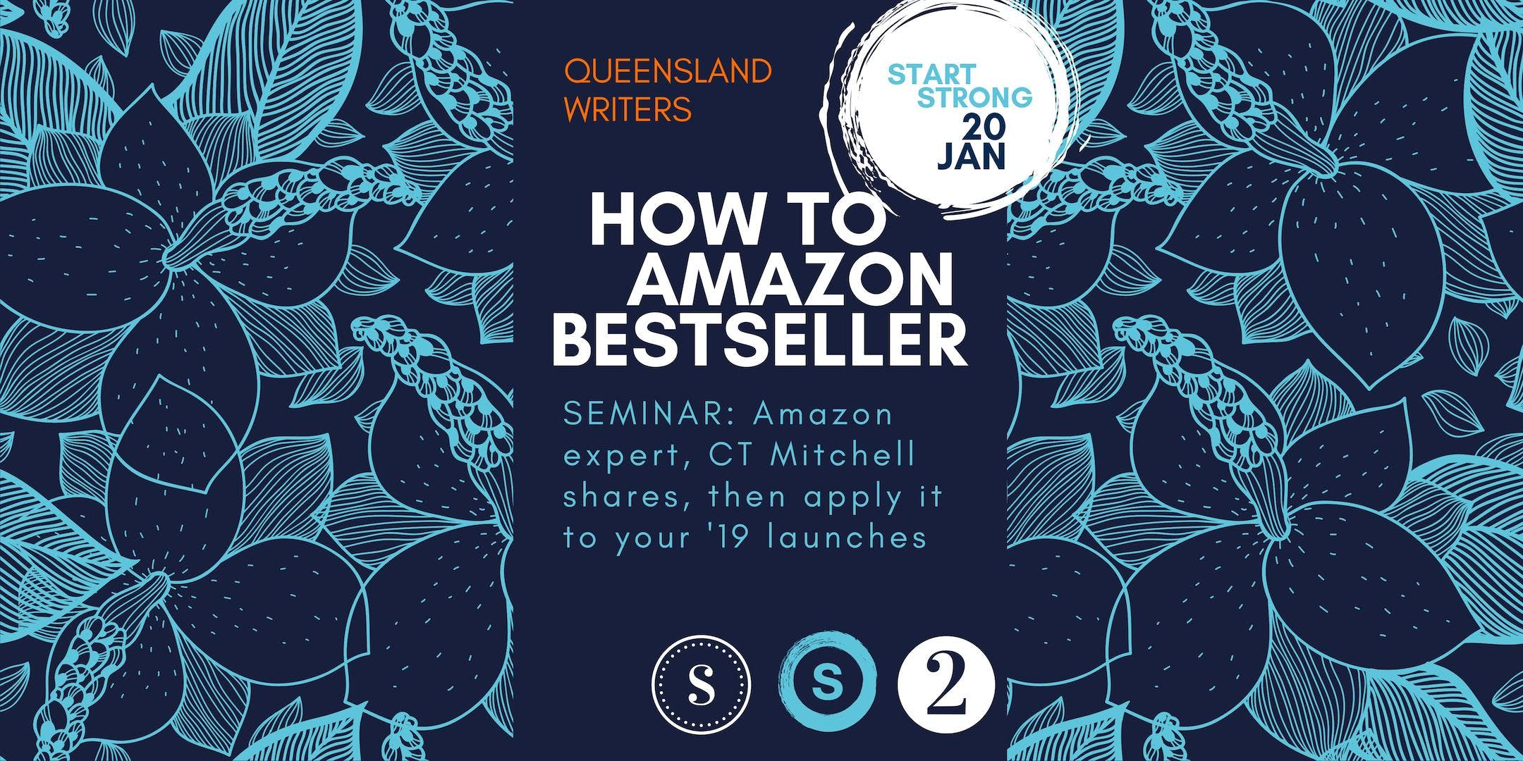 How to Have an Amazon Bestseller with CT Mitc