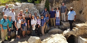 The Footsteps of Jesus Experience w Eric Laverentz and ...