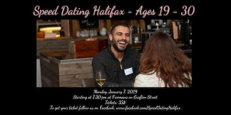 age for speed dating
