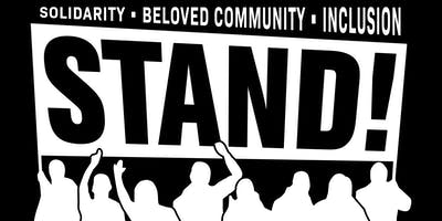 STAND!: A day of art and solidarity