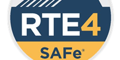 SAFe 4.5 Release Train Engineer with RTE Certification - Dallas, TX