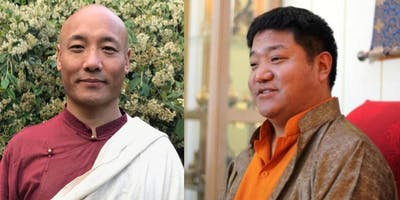 Daylong Meditation Retreat w/ Anam Thubten and Orgyen Chowang