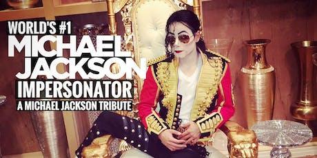 Michael Jackson Tribute Concert Albuquerque tickets