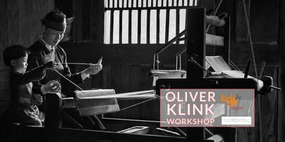 Oliver Klink Workshop at PhotoCentral Gallery January 26, 2019