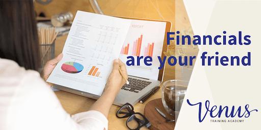 Venus Academy Virtual - Financials Are Your Friend - 15th November 2019