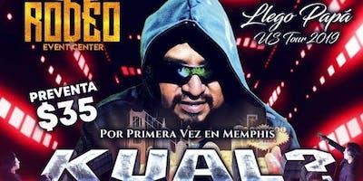 Grupo Kual @ Memphis, TN