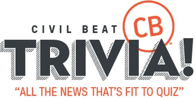 Civil Beat Trivia: All The News That's Fit To Quiz!