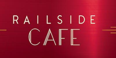 Railside cafe New Years Eve Bash