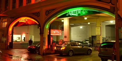 SF Neon Walking Tour Downtown 1/18/19