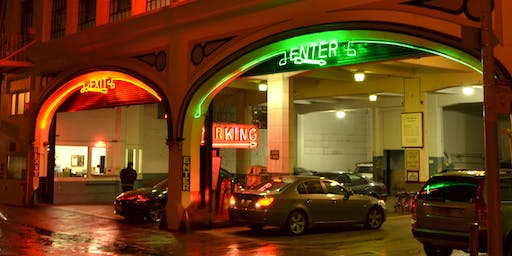 SF Neon Walking Tour Downtown 12/6