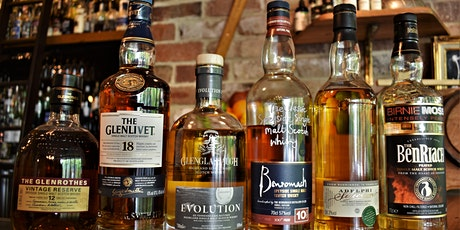Whisky Tasting tickets