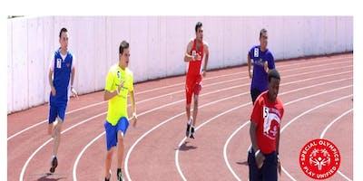 Special Olympics Texas Area 9 Athletics Training