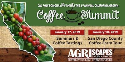 2019 California Grown Coffee Summit