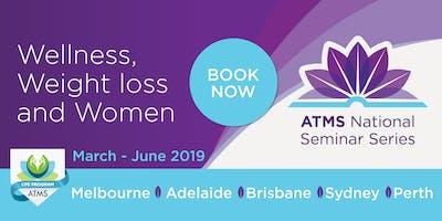 National Seminar Series: Wellness, weight loss and women - Sydney