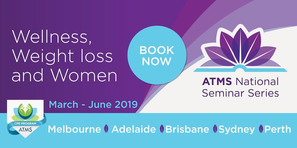 National Seminar Series Wellness Weight Loss And Women Sydney
