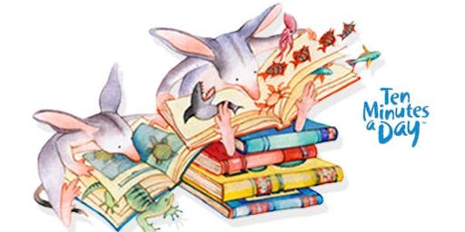 Ten Minutes a Day: Baby Book Time - Newcastle Library
