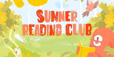 Summer Reading Club Party - HJ Daley Library