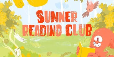 Summer Reading Club Party - Greg Percival Library