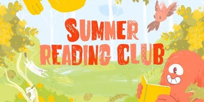 Summer Reading Club Party - Eagle Vale Library