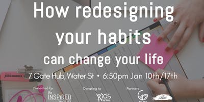 How Redesigning Your Habits Can Change Your Life