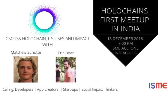Holochain : Discussion with Matthew Schutte &