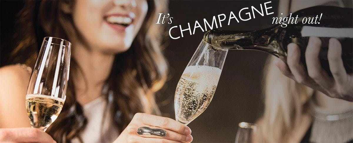 Introduction To Champagne Class Ft Dom Perign