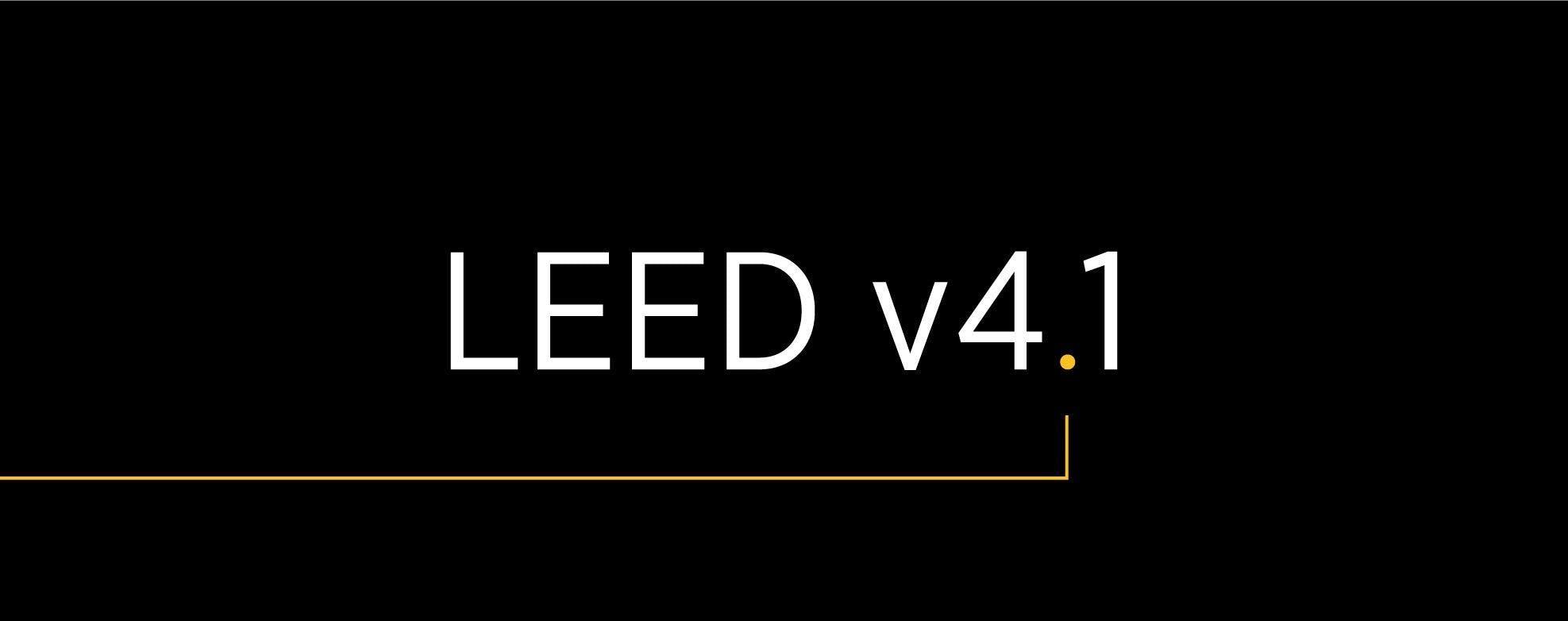 LEED v4.1 Technical Workshop in Berlin