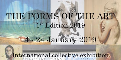 THE FORMS OF THE ART - 1st Edition
