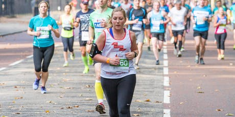 The Royal Parks Half Marathon 2019 tickets