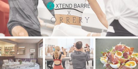 BARRE x BRUNCH tickets