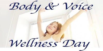 "Muttertags-Spezial \""Body & Voice Wellness Day\"""