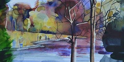 Watercolour Workshops Series Tickets Fri 26 April - Fri 24 May 2019