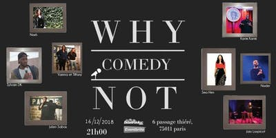 WHY NOT COMEDY - STAND UP #5