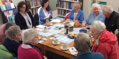 Hucclecote Library - Library Club