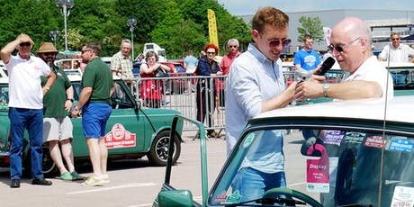 National Metro & Mini Show 2019  - Supported by Peter James Insurance   tickets
