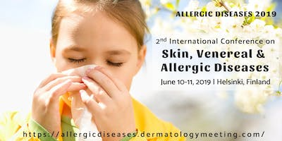 2nd International Conference on  Skin, Venereal and Allergic Diseases