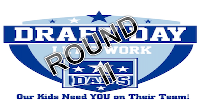 DALLAS ISD SUPERINTENDENT'S ALL PRO DAD DRAFT DAY