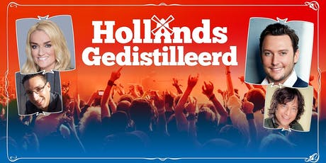 Hollands Gedistilleerd in Doorwerth (Gelderland) 14-12-2019 tickets