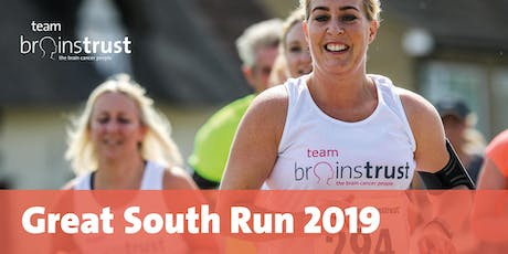 Great South Run 2019 - brainstrust (charity place) tickets